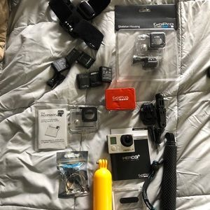 GoPro 3 Bundle!
